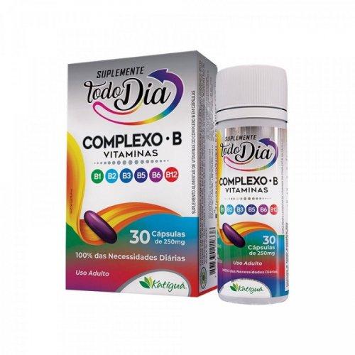 STD VITAMINAS COMPLEXO B